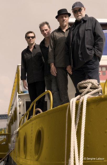 Henri TEXIER - HOPE Quartet - photo 2 crédit Sergine Laloux